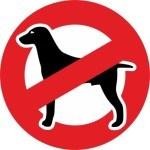 Hunde-verboten